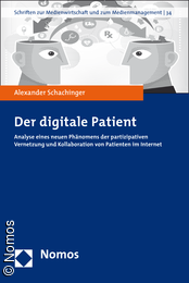 "Cover ""Der digitale Patient"""