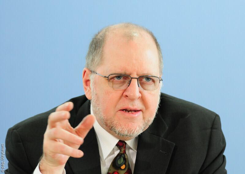 <b>Franz Knieps</b>, Vorstand BKK Dachverband (© pag, Maybaum) - 25278-2015-11-franz-knieps